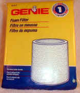 Genie Shop Vac Replacement Parts